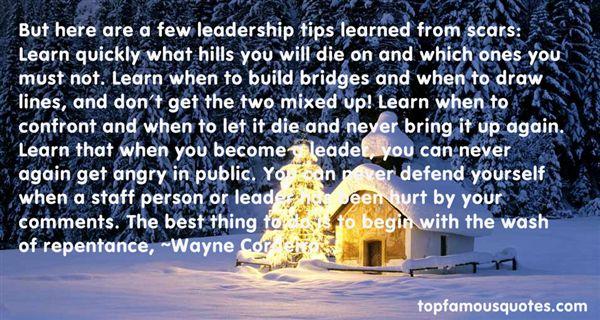 Wayne Cordeiro Quotes