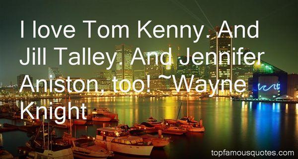 Wayne Knight Quotes