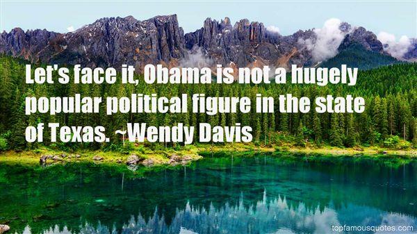 Wendy Davis Quotes