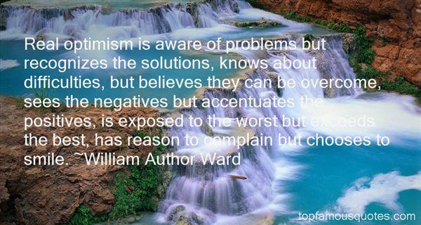 William Author Ward Quotes