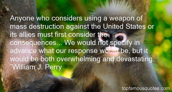 William J. Perry Quotes