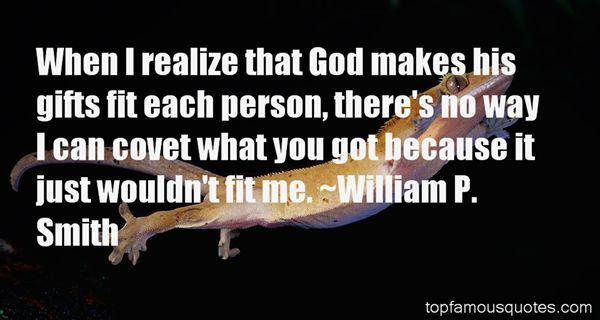 William P. Smith Quotes