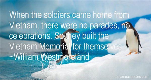 William Westmoreland Quotes
