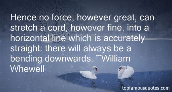 William Whewell Quotes