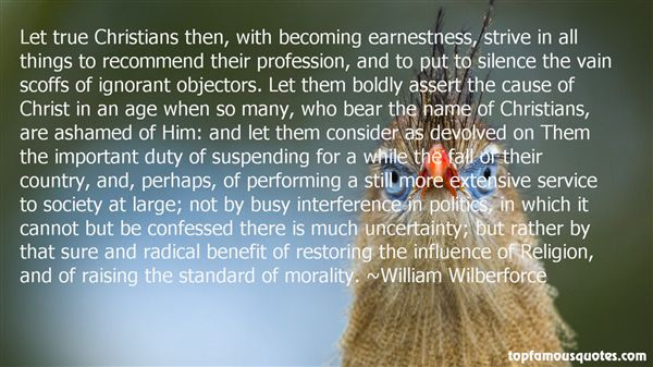 William Wilberforce Quotes: Top Famous Quotes And Sayings