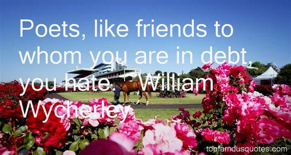 William Wycherley Quotes