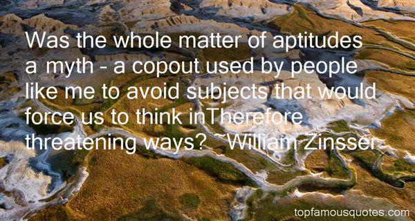 William Zinsser Quotes