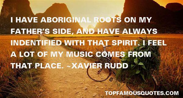 Xavier Rudd Quotes