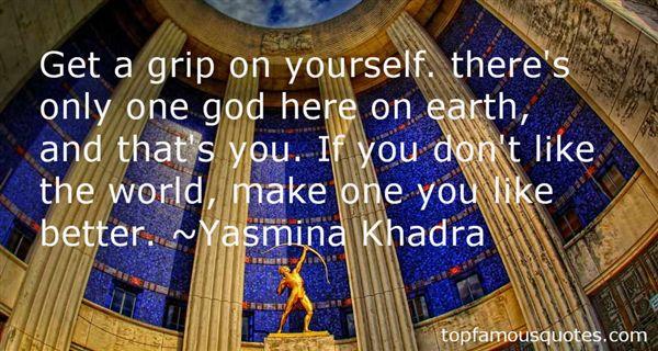 Yasmina Khadra Quotes