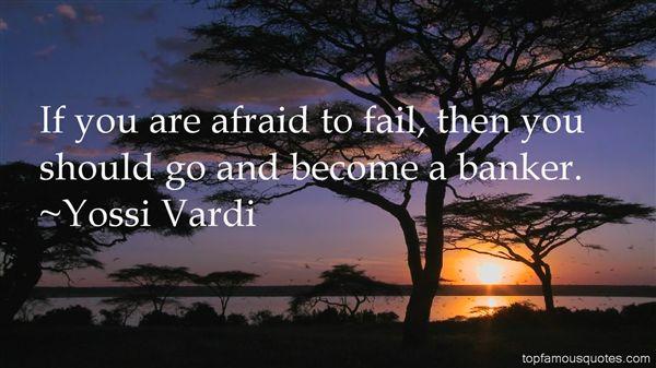 Yossi Vardi Quotes