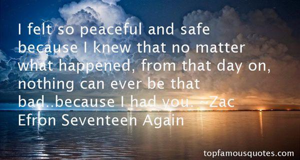 Zac Efron Seventeen Again Quotes
