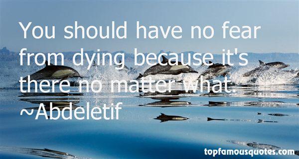 Abdeletif Quotes