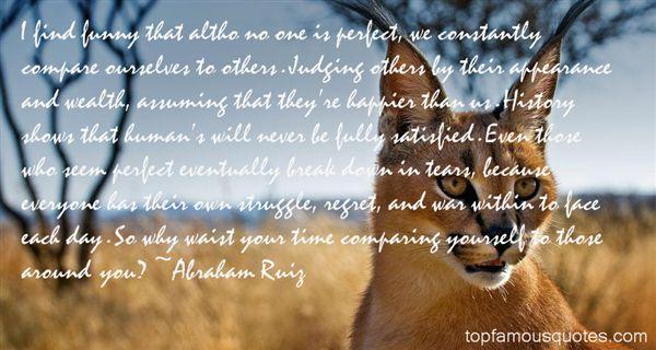 Abraham Ruiz Quotes