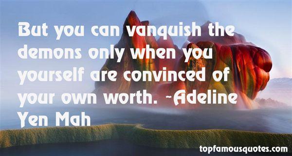 Adeline Yen Mah Quotes