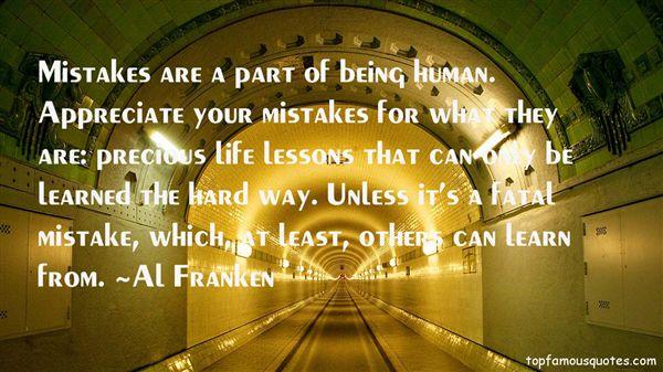 Al Franken Quotes