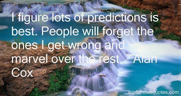 Alan Cox Quotes
