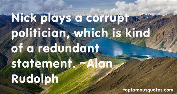 Alan Rudolph Quotes