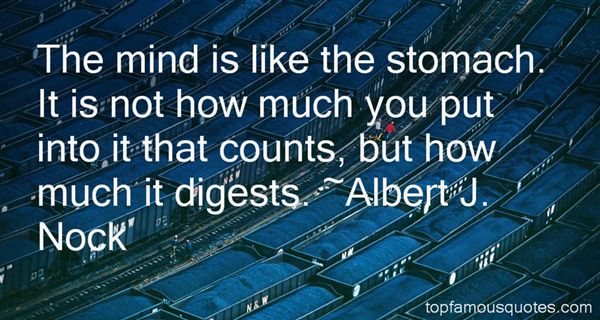 Albert J. Nock Quotes