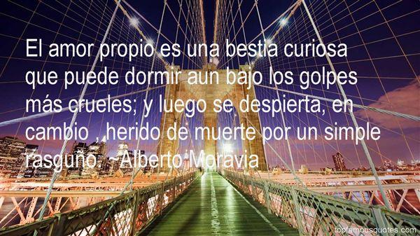 Alberto Moravia Quotes