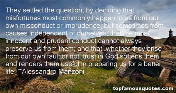 Alessandro Manzoni Quotes