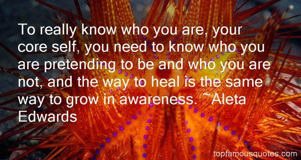 Aleta Edwards Quotes