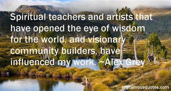 Alex Grey Quotes