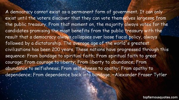 Alexander Fraser Tytler Quotes