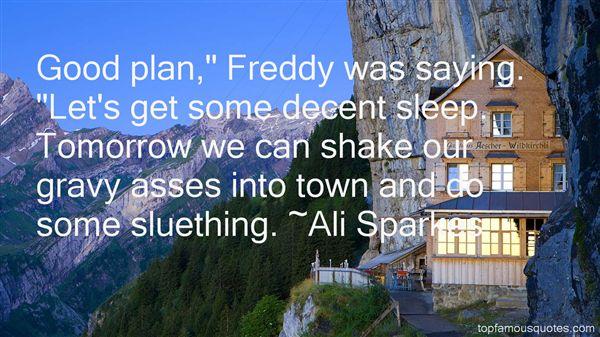 Ali Sparkes Quotes