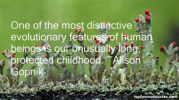 Alison Gopnik Quotes