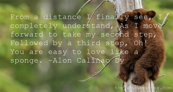 Alon Calinao Dy Quotes