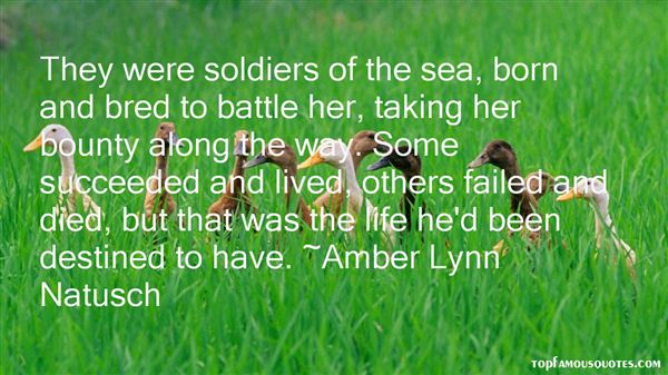 Amber Lynn Natusch Quotes