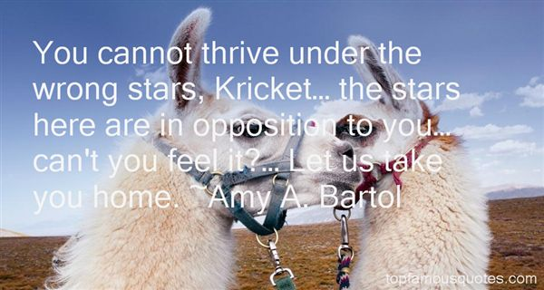 Amy A. Bartol Quotes
