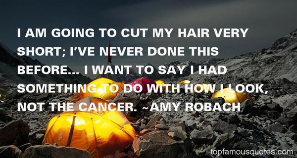 Amy Robach Quotes