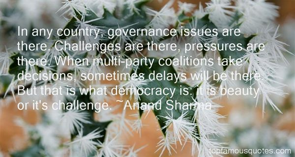 Anand Sharma Quotes