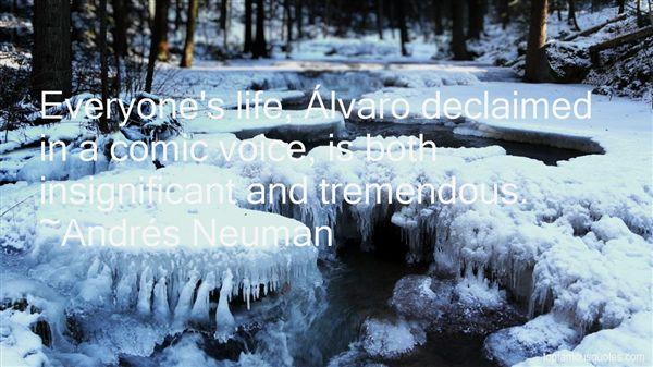 Andrés Neuman Quotes
