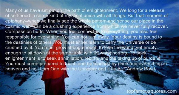 Andrew Boyd Quotes