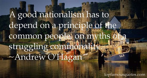 Andrew O'Hagan Quotes