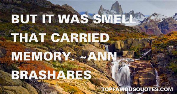Ann Brashares Quotes