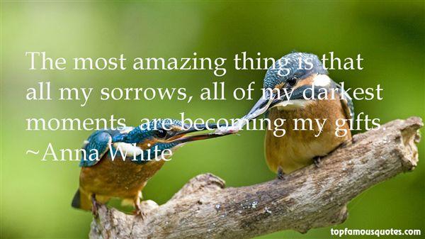 Anna White Quotes