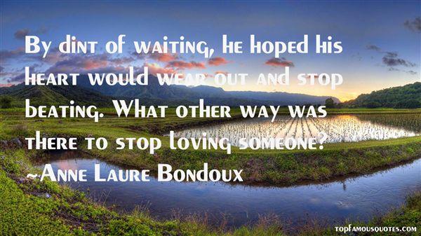 Anne Laure Bondoux Quotes