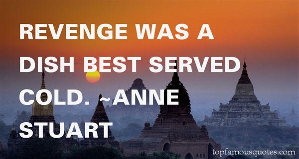 Anne Stuart Quotes