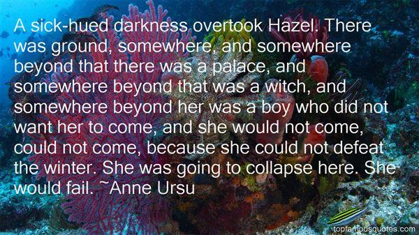 Anne Ursu Quotes