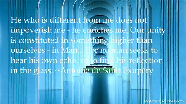 Antoine De Saint Exupéry Quotes