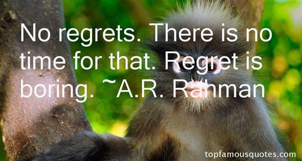 A.R. Rahman Quotes