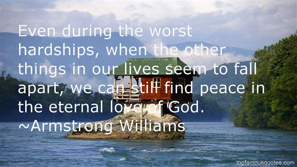Armstrong Williams Quotes