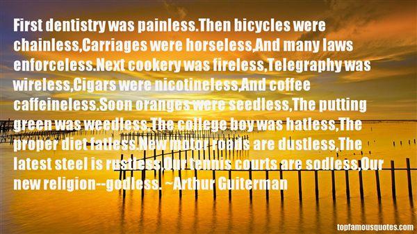 Arthur Guiterman Quotes