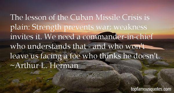 Arthur L. Herman Quotes