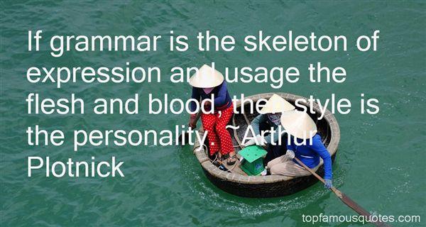 Arthur Plotnick Quotes