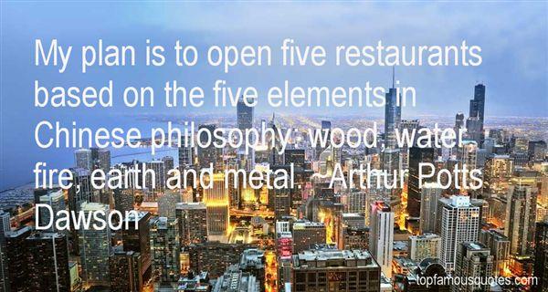 Arthur Potts Dawson Quotes