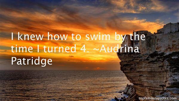Audrina Patridge Quotes